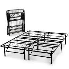 Metallic Bed Frame Keetsa Bi Fold Steel Bed Frame Keetsa Mattresses