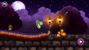 halloween town racing android apps on google play