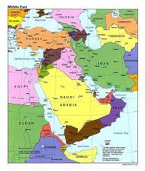 Map Of Israel Breaking Israel Saudi Arabia Join Against Syria And Iran Youtube