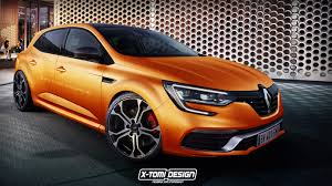 renault clio interior 2017 2017 renault megane rs rendered might be hybridized