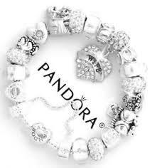 bracelet charms ebay images Authentic pandora bracelet silver wife quot love of my life quot white jpg