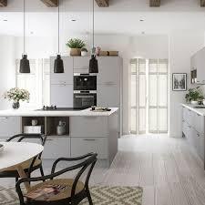 mat iaux cuisine 1001 idées déco tendance pour l aménagement d une cuisine gris