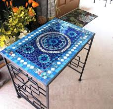 Mosaic Top Patio Table Mosaic Table Top Top Design For Mosaic Patio Table Ideas Mosaic
