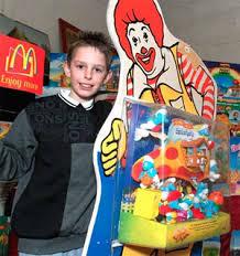 happy meals toys make a 11 year boy 11 000 richer yowazzup a