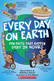 earth day book list scholastic