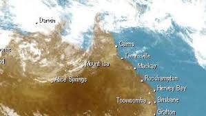 bureau of metereology bureau of meteorology forecasts possible tropical cyclone kelvin