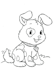cute puppies to color best of coloring page puppy eliolera 2737