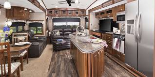 Kitchen Cabinets Brand Names by 2017 Luxury Fifth Wheel Jayco Inc