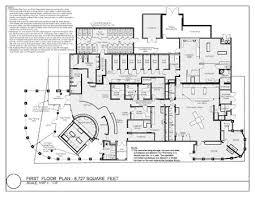 Floor Plan Of A Business 25 Best Vet Clinic Plans Images On Pinterest Hospital Design