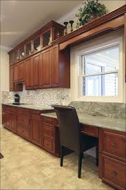 kitchen cherry cabinets with granite countertops pictures cherry