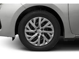 toyota corolla wheel 2018 toyota corolla sedan silver metallic for sale in