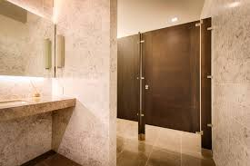 Solid Plastic Toilet Partitions Ironwood Manufacturing Wood Veneer Toilet Partition And Door With