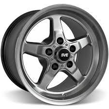 wheel mustang mustang sve drag wheel 15x10 stainless 05 14