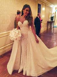 100 celebrity wedding dresses throughout history