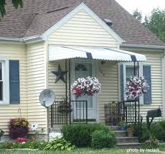Awnings For Homes At Lowes Aluminum Patio Awnings Parts Aluminum Porch Awnings Price Aluminum