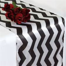 black and white table runners cheap extra wide table runner 18 inch wide table runner party decoration