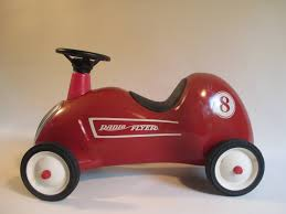 Radio Flyer Ready Ride Scooter Radio Flyer Kiddie Car No 8 Vintage Ride On Scooter Roadster