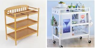 Changing Table Mobile How To Create A Mobile Office Apartment Therapy