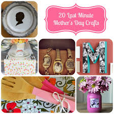 20 last minute mother u0027s day crafts simply being mommy