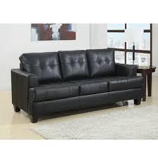 Black Sofa Sleeper Black Leather Sleeper Sofa Ansugallery