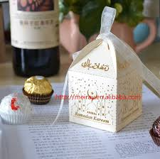 wedding thank you gift ideas 100pcs wedding thank you gifts for guests wedding souvenirs box