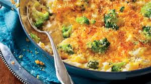 cheesy broccoli and rice casserole southern living