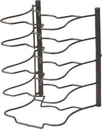 amazon com simplehouseware kitchen cabinet pantry pan and pot lid