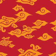 indonesian pattern indonesian traditional pattern vector image 1539648 stockunlimited