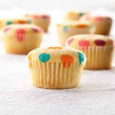 cupcakes recipe polka dot cupcakes recipe land o lakes
