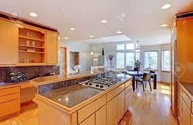 grande cuisine moderne meilleur mobilier et décoration petit comptoir de granit cuisine