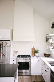 Pictures Of Kitchens With White Cabinets And Black Countertops How To Style A Minimalist Kitchen U2014 Studio Mcgee