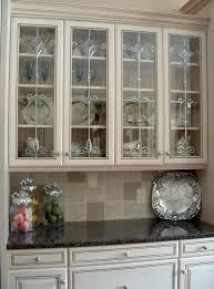 Kitchen Cabinet Glass Door Design Kitchen Kitchen Cabinets With Glass Doors Cabinet For Door