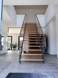 treppen dortmund wangentreppe in schortens modern treppen dortmund