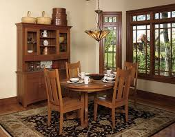 Mission Style Dining Room Furniture Mission Dining Room