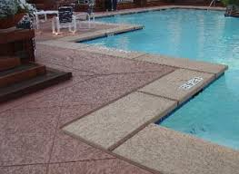 Concrete Patio Resurfacing by Decorative Concrete Experts Specializing In Resurfacing