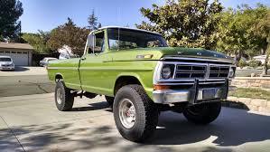 Ford F250 Pickup Truck - erick delahooke u0027s 1972 ford f250 lmc truck life