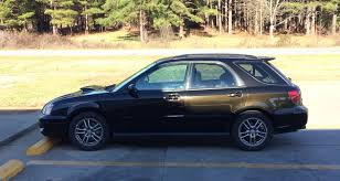 subaru wrx all black 2004 subaru wrx java black imgur