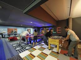 google office playroom 5 easy steps to make your small office look like google feras