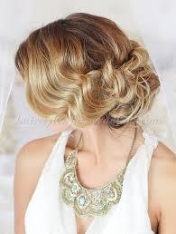 vintage hairstyles for weddings low bun wedding hairstyles vintage updo for brides hairstyles