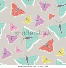 vector abstract geometric background butterfly stock