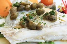 cuisine raie recette raie sauce beurre blanc