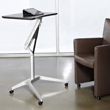 Sit Stand Office Desk by Sit Stand Workpad Table Seated