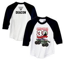 grave digger 30th anniversary monster truck toy monster jam grave diggers 30th anniversary black sports jersey