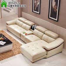 Genuine Leather Sofa Sets Wholesale Modern Genuine Leather Sofa In Sofa Furniture Living