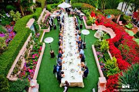 wedding flowers san diego 7 flower and nature filled san diego wedding venues that are