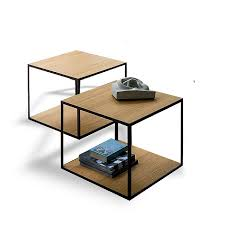 small side coffee table by dall u0027agnese available in various finishes