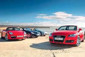 nissan 350z vs honda s2000 sport cars group test compare audi u0027s tt roadster porsche