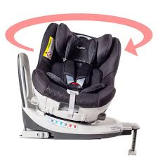 siege auto categorie siège auto pivotant 360 the one noir isofix groupe 0 1 bebe2