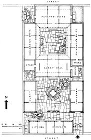 chinese house plans courtyards house interior