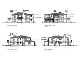 Cottage Plans Designs Simple Architecture Blueprints